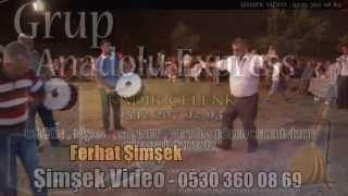 İskenderun düğünleri / Grup Anadolu Express - Ağır Halaylar 2013