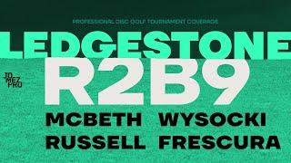 2019 DLIO | R2B9 | McBeth, Wysocki, Frescura, Russell