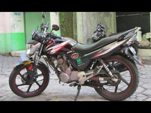 Motor Honda Megapro Primus