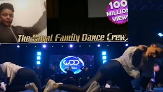 Royal Family | FRONTROW | World of Dance Los Angeles 2015 * Reaction *