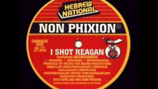 Watch Non Phixion I Shot Reagan video