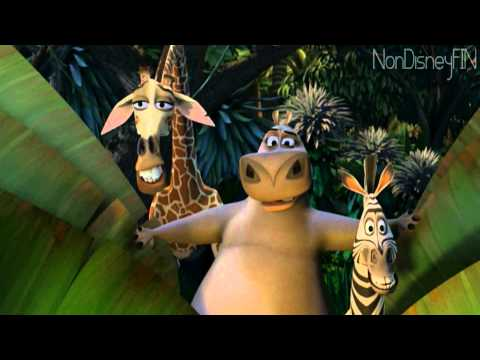 Madagascar - I Like To Move It (finnish) [hd] video