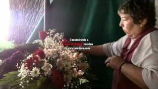 Armado de arreglo floral por Nancy - Flores Eminanc