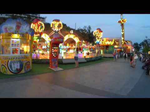TRIP TO ODESSA. UKRAINE 2015 (Xiaomi Yi Action Camera)