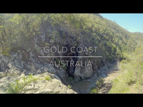 GoPro Hero 4 : Cedar Creek and Main Beach Gold Coast Edit