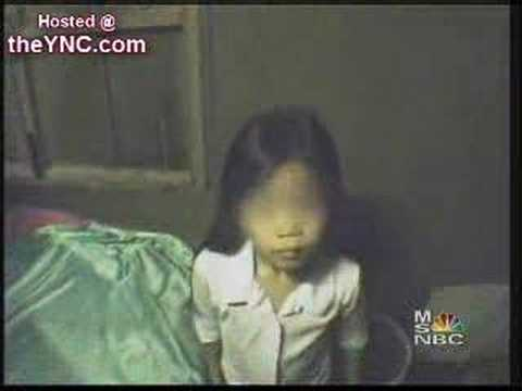 Child Prostitution video