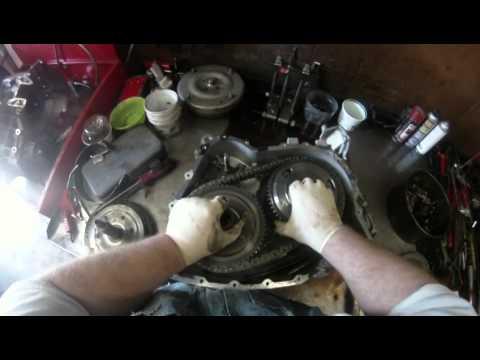 Ford Escape Mazda Cd4e Automatic Transmission Teardown