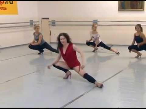 Нежнейшее видео) Chair Dance (танец и акробатика на стуле) VIP DANCE на tubethe.com