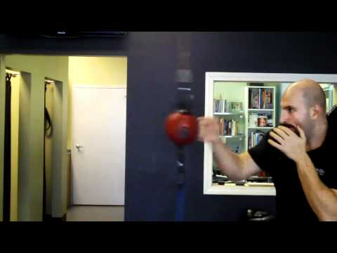 Jeet Kune Do Double End Bag Training Image 1