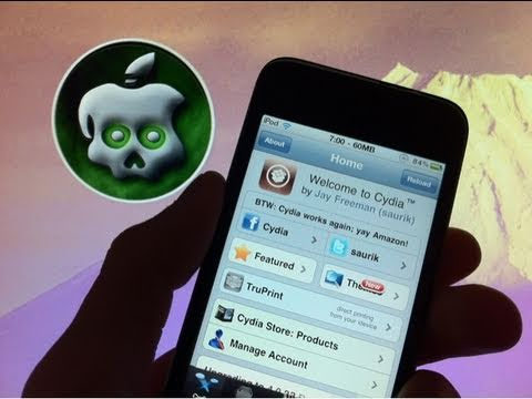 How to Jailbreak 6.1.3, 6.1.2 Untethered - iPhone, iPad Or iPod Touch - Greenpois0n