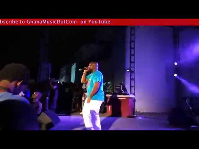 J-Town - Performance @ EL's B. A. R. concert | GhanaMusic.com Video
