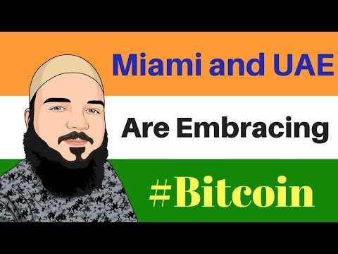 Good News for Bitcoin Lover - Miami and UAE are Embracing Bitcoin- cryptocurrency in hindi