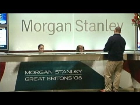 Morgan Stanley back in profit but outlook weak