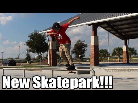 New Skatepark! Rio Grande City - JP Garcia