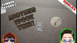 Roblox - Lumber Tycoon 2 - Spook Tree (long planks broken?)