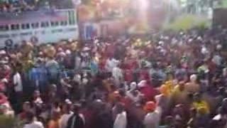 Haiti Carnaval 2008 Ministere De La Jeunesse Stand