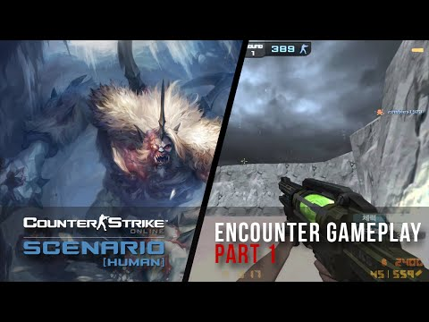 CS Online - Unexpected Encounters (Part 1) Zombie Scenario Season 4