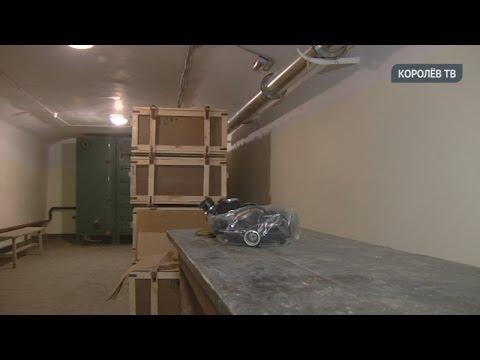 На каждого сотрудника в бомбоубежище РКК «Энергия» положено 0,5 квадратного метра площади.