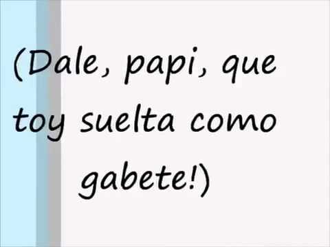 YOUTUBE Don Omar   Dale Don Dale with lyrics FLV
