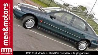 1996 Ford Mondeo - Used Car Overview & Buying Advice