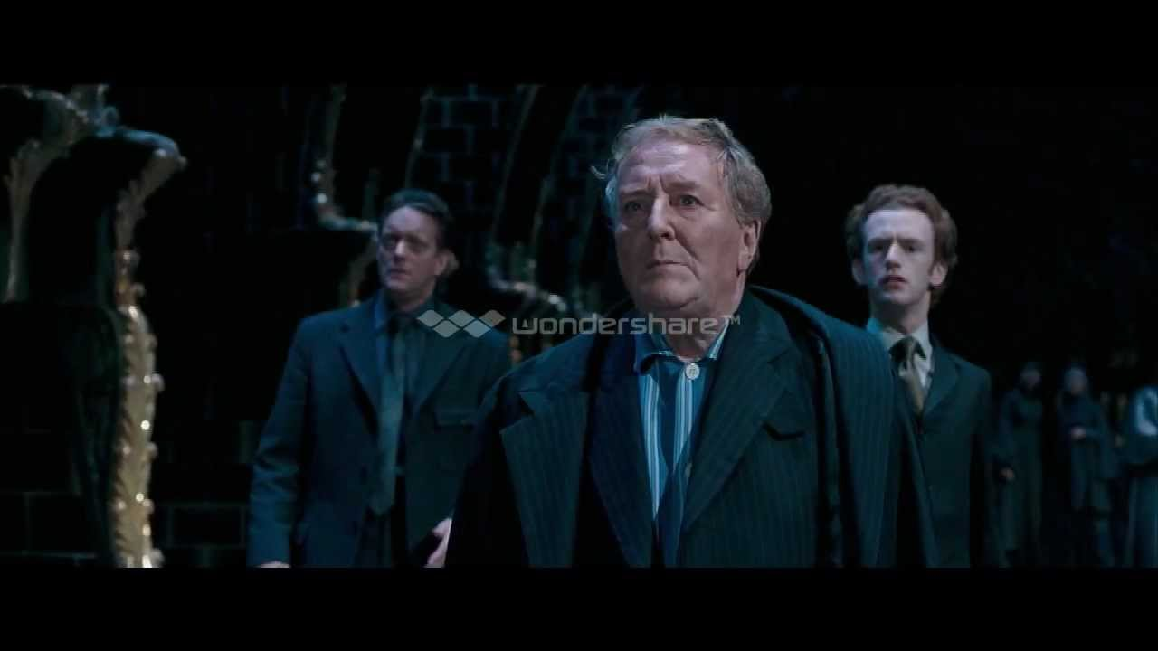 harry potter and the order of the phoenix hes back