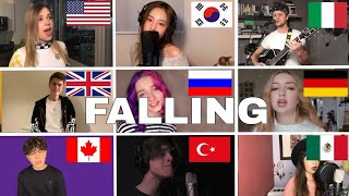 Download lagu Who Sang It Better : Trevor Daniel - Falling (us,uk,turkey,germany,italy,russia,,mexico )