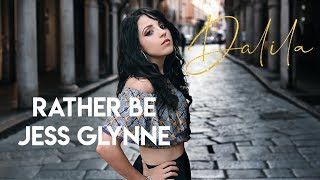 THE ROOM COVERS - Rather be _ Clean Bandit feat. Jess Glynne (Cover by Dalila)