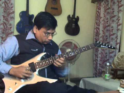 Bari Muskil Hai On Guitar video