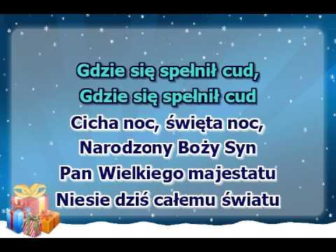 Kolęda   Cicha Noc   Wersja Skrzypcowa ( Www.letsing.pl )