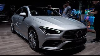 Mercedes Benz CLA 180 d Coupé