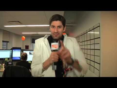 Ben Aaron And The Best Happy Dance Ever!
