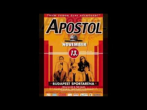 APOSTOL - Koncertalbum  1. TELJES CD