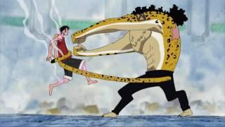 Luffy VS Rob Lucci - One Piece 309 VF [HD]