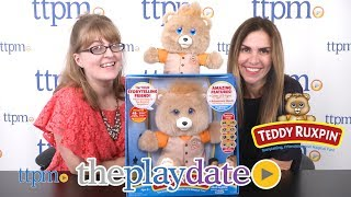 The Playdate | Teddy Ruxpin from Wicked Cool Toys