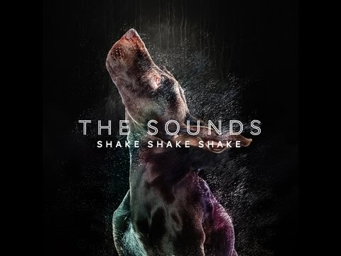 THE SOUNDS - SHAKE SHAKE SHAKE - LYRIC VIDEO