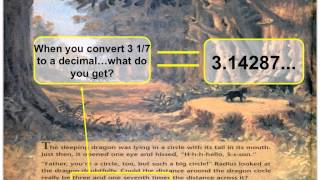 Math Understood: Sir Cumference and the Dragon of Pi
