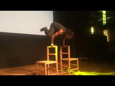 DIZC2014 Acrobats TBT in performance ~ video by Zouk Soul