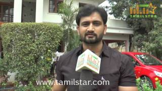 Santhosh At Vetri Paadhai Movie Launch