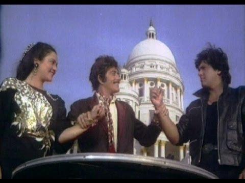 Jungbaaz Aa Gaye Full Song | Jungbaaz | Govinda Mandakini Raj...