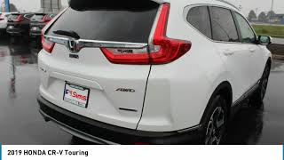 2019 HONDA CR-V Burlington WA 5486