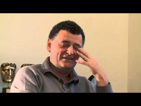 Doctor Who - Steven Moffat interview