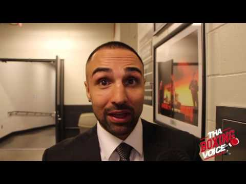 Paulie Malignaggi On Shawn Porter-Keith Thurman Who's Ducking Who?