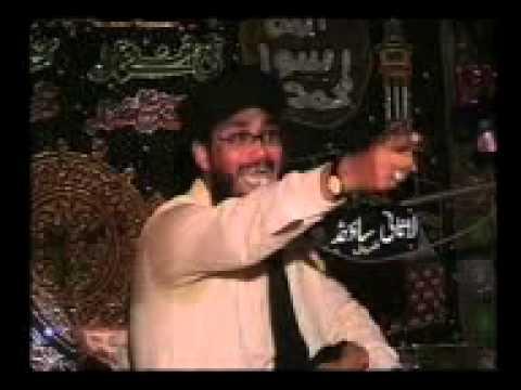 Qari Shahid Hussain Gardezi  Khofe Khuda 2 video