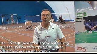 Campionati Mondiali di Para-Badminton Ulsan 2017 - 22/26 novembre, le parole di Roberto Punzo