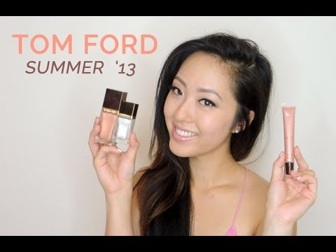 REVIEW: Tom Ford Beauty Summer 2013 Glowing 'Sultry Sublime' Makeup TUTORIAL