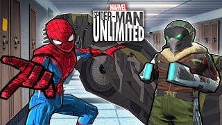 Spider-Man Unlimited - THE VULTURE