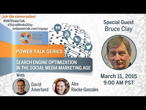 #SMTPowerTalk 3   SEO in the Social Media Marketing Age