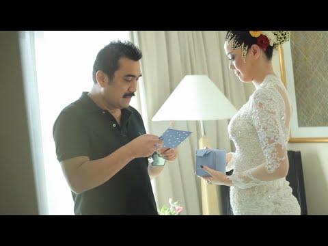 Indah + Bima // Daddy's lil girl and Vespa Guy - Same Day Edit Clip (Wedding Video)