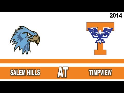Timpview High School Girls soccer vs Salem Hills High School 9-18-2014
