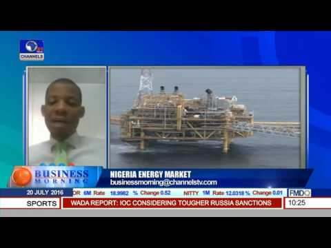 Business Morning: Energy Market Review 20/07/16